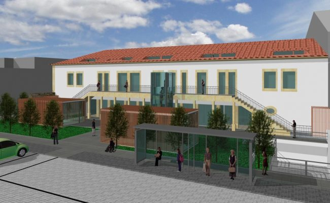 Edifio Palacete Marginal _ Caminha (1)