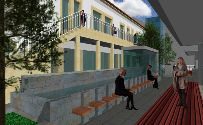 Edifio Palacete Marginal _ Caminha (10)