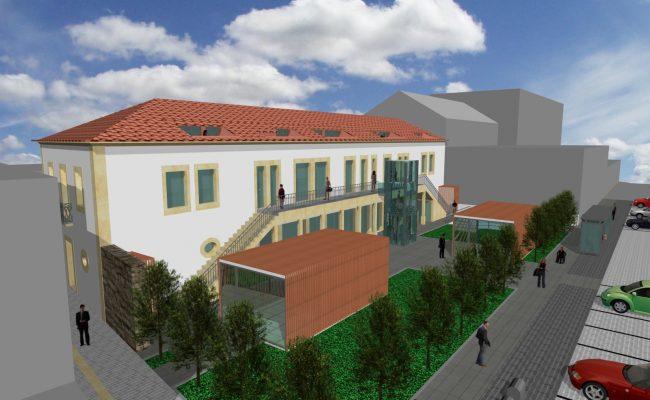 Edifio Palacete Marginal _ Caminha (5)