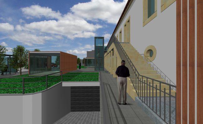 Edifio Palacete Marginal _ Caminha (8)
