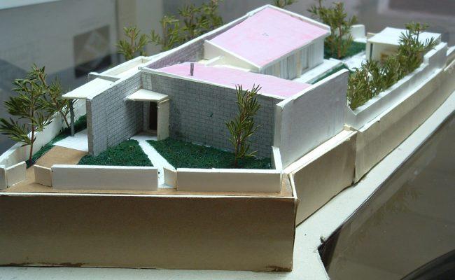 Casa Cruz Velha_Seixas, CMN_maquete (2)