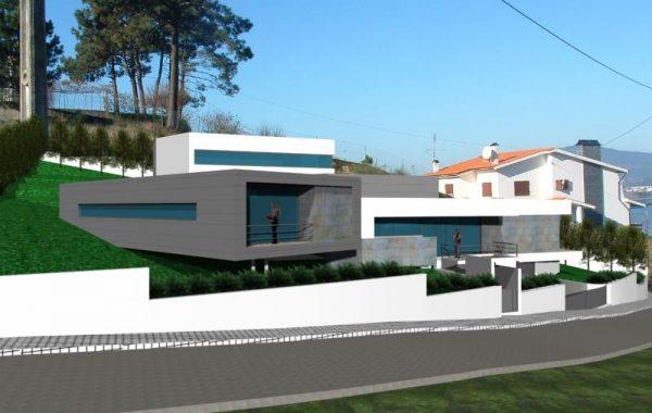 Casa J Guerra, Seixas