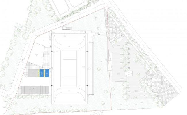 complexo desportivo Argela_planta_1