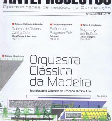 Revista ANTEPROJECTOS – Fevereiro 2009