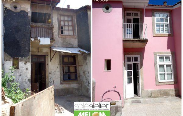 Restauro e Remodelação de Casa