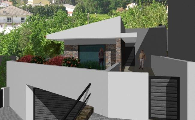 Casa Encosta Seixas, Caminha_3D (7)