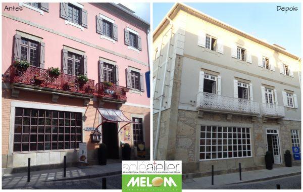 Remodelação Hotel Meira