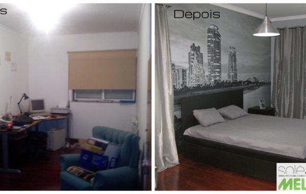 Decoração Interior – 2 Quartos