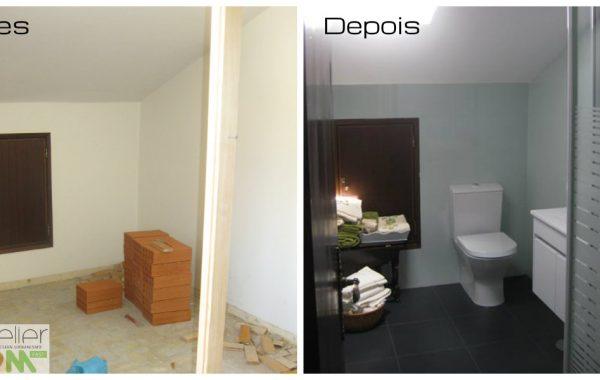 Remodelação WCs