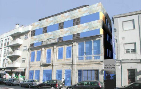 Edificio J.Guerra-Habit. Comércio