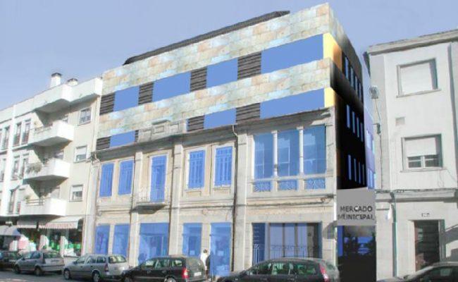 Edif. Habitação e Comercio – Viseu (1)