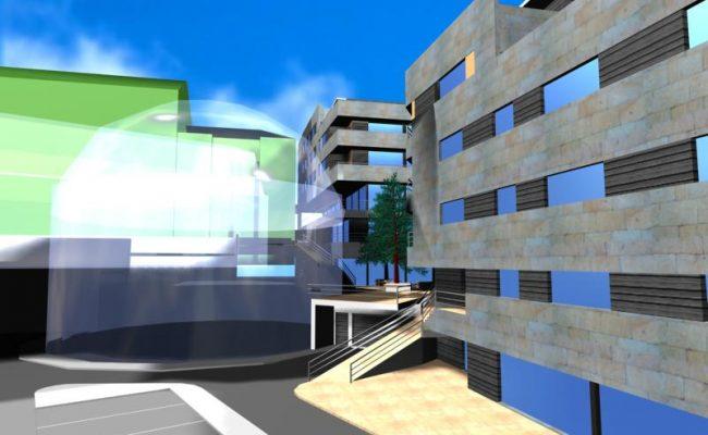 Edif. Habitação e Comercio – Viseu (2)