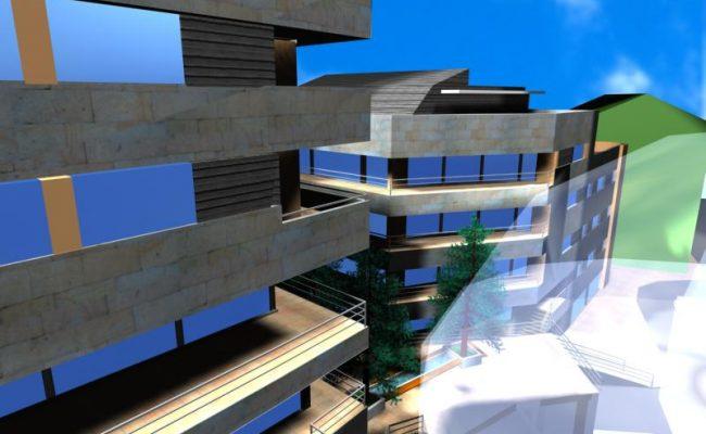 Edif. Habitação e Comercio – Viseu (3)