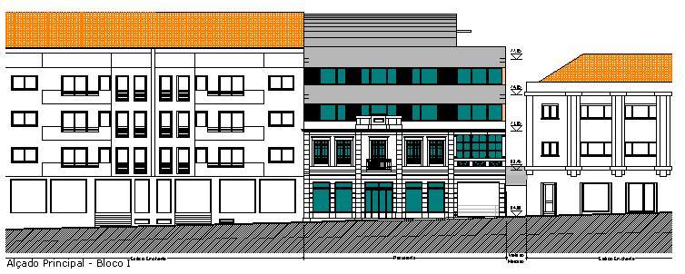 Edif. Habitação e Comercio – Viseu (7)