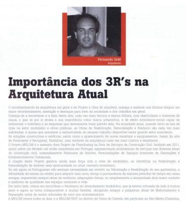 Revista ANTEPROJECTOS – Julho 2012
