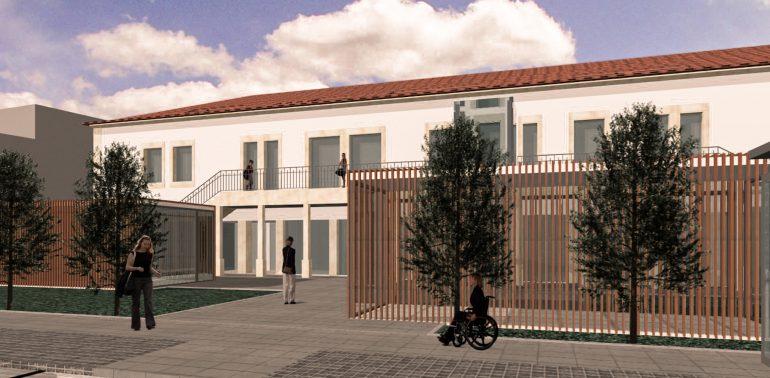 Proj. Habitação Multifamiliar e Comércio