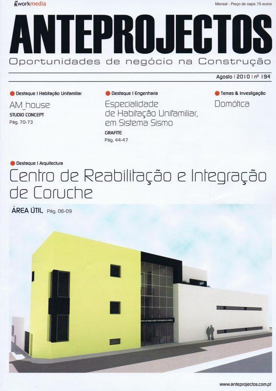 Revista Ante Projectos_Agosto 2010 (1)